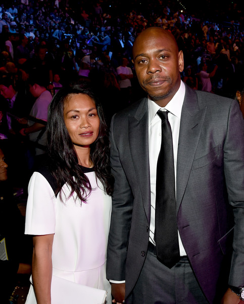 Consider, that Who is dave chappelle asian wife are