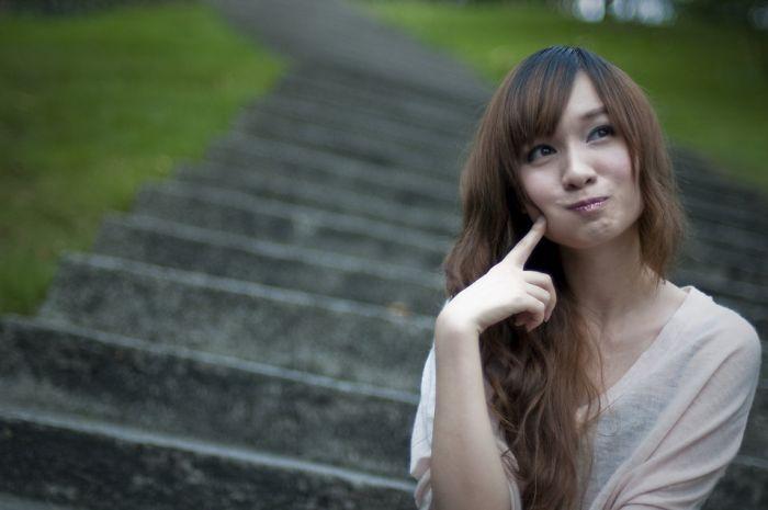 Anime girl eaten out