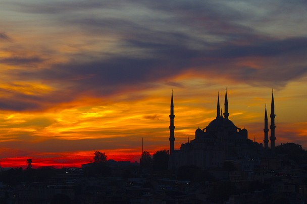 Romatic Asian Destinations - Istanbul