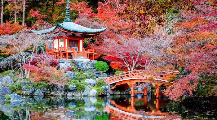 Romatic Asian Destinations - Kyoto
