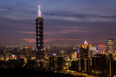 A modern city cant do without a skyscraper. Taipei 101 is cosmopolitan Taipei's modern-day landmark.