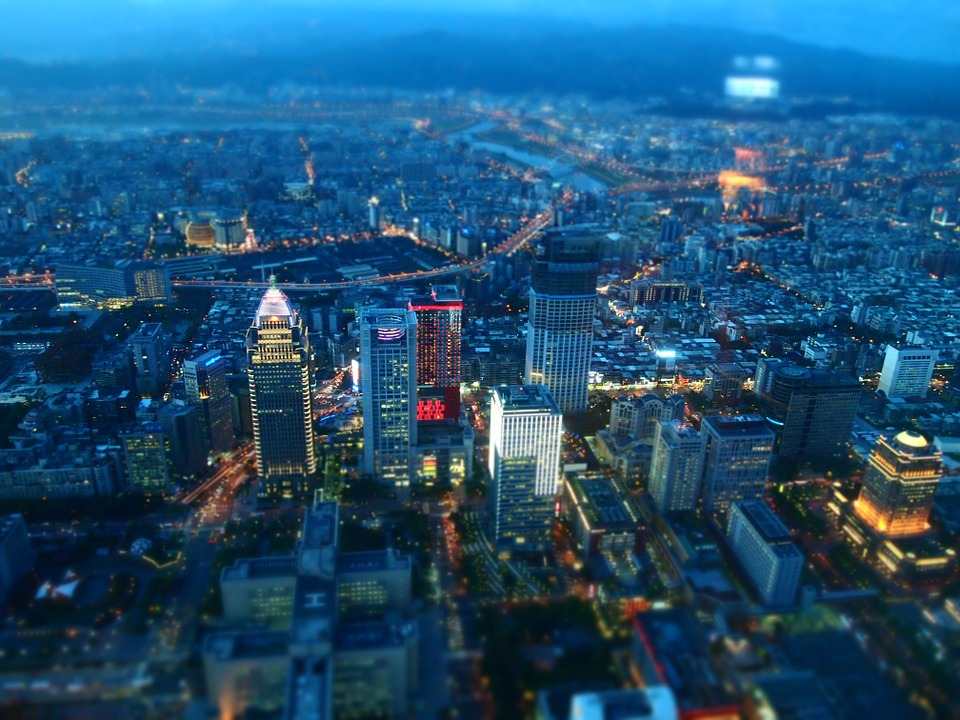 Visit cosmopolitan Taipei, a place of contradictions.