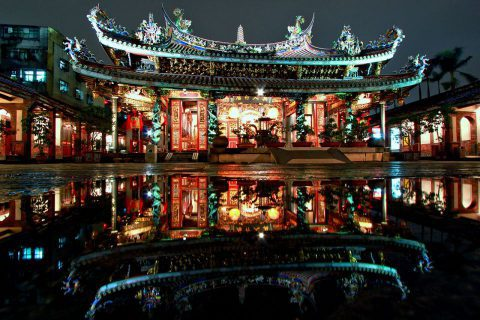 A must-see in Cosmopolitan Taipei, the
