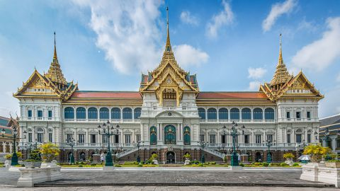 The Grand Palace is one of the most well-known movie-inspired Asian destinations.