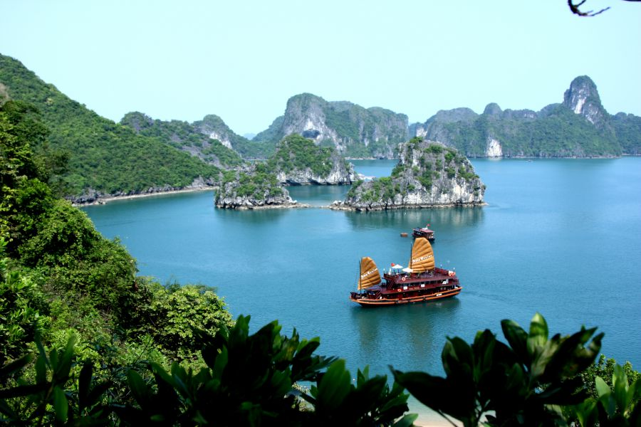 Some of the best movie-inspired Asian destinations.