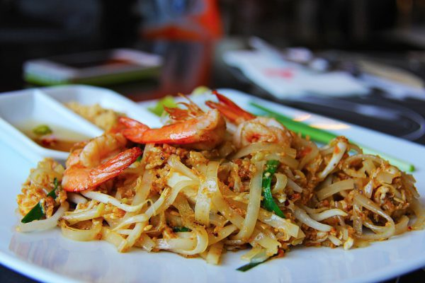 Pad Thai is another reason why Asia is a foodie's Paradise.