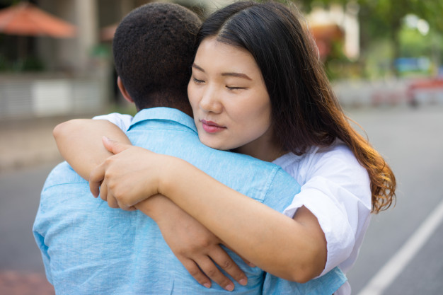 Helping Your Partner Get Over Your Past | Asian Date